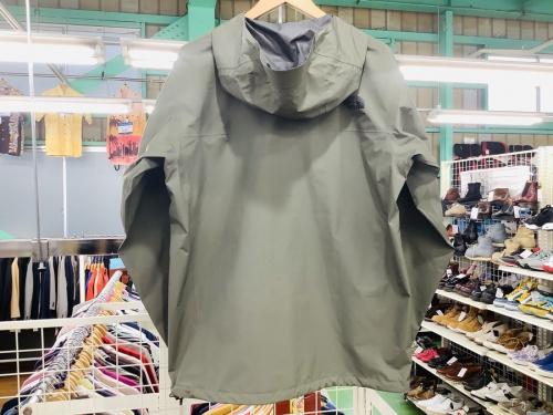 ジャケットのクラウドジャケット