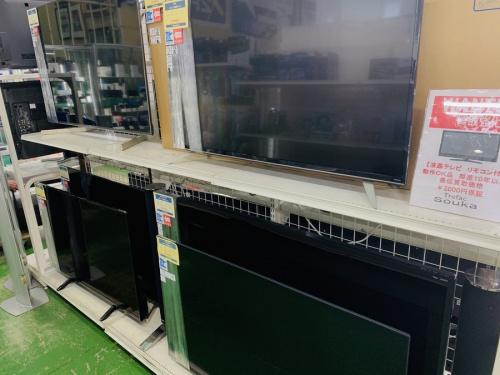 液晶テレビの4K対応液晶テレビ