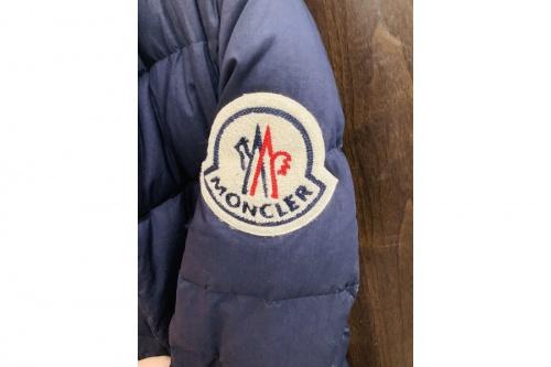 ジャケットのテーラードダウンジャケット