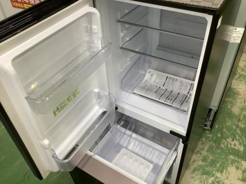 全自動洗濯機の2ドア冷蔵庫