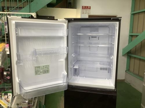 3ドア冷蔵庫のSHARP