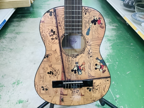 ギターのクラシックギター