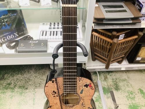 クラシックギターの中古ギター