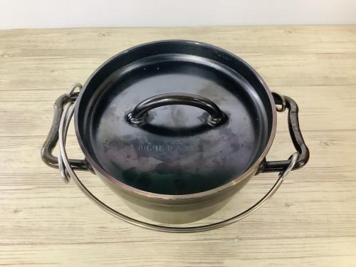 BBQ用品のダッチオーブン