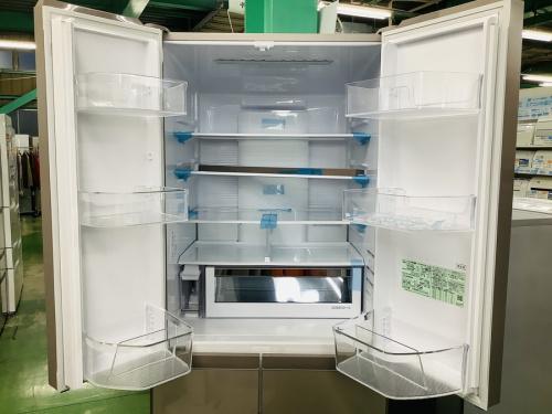 6ドア冷蔵庫のヒタチ