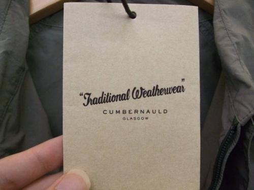 Traditional Weatherwearの買取