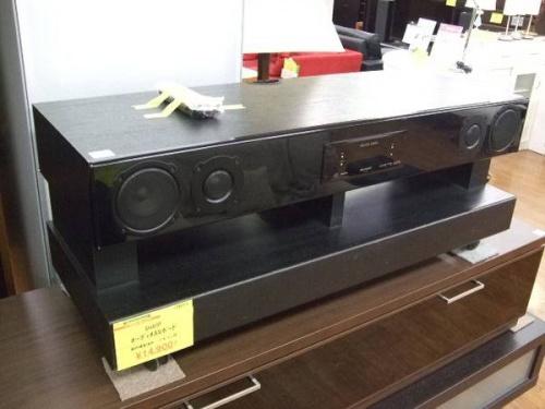 AVボードのテレビ台