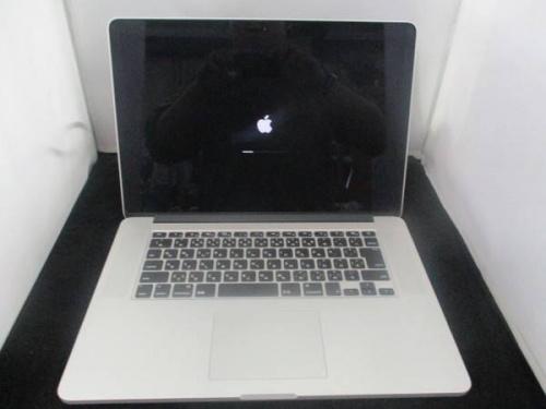 アップルのMacBook