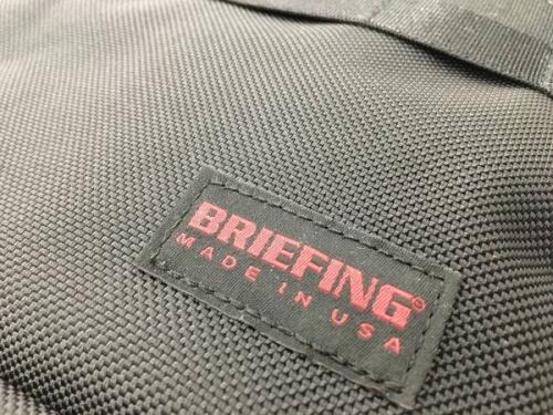 ブリーフィング(BRIEFING)のブリーフィング