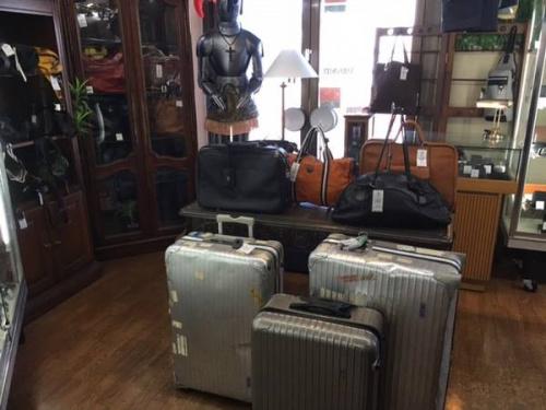 スーツケースの千葉