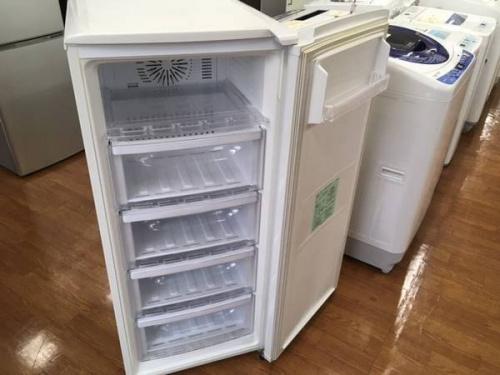 フリーザーの冷蔵庫
