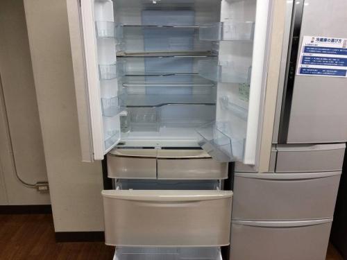 冷蔵庫の大型