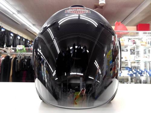ヘルメットのハーレーダビッドソン