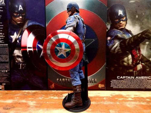 キャプテン・アメリカのMARVEL(マーベル)