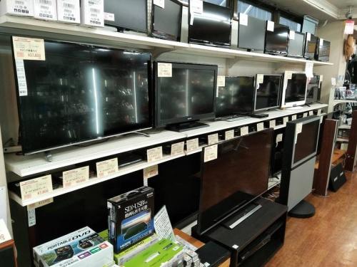 4Kの中古テレビ