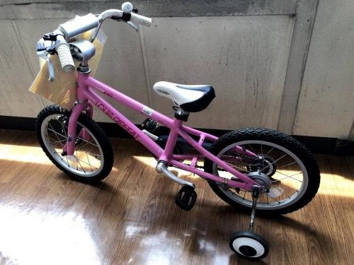 ピストバイクの自転車