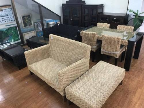 家具のウォーターヒヤシンス