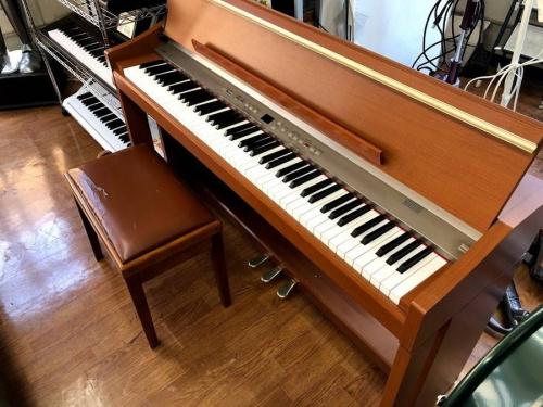 管楽器の鍵盤楽器