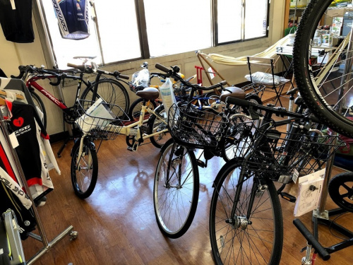 中古自転車 流山のルイガノ