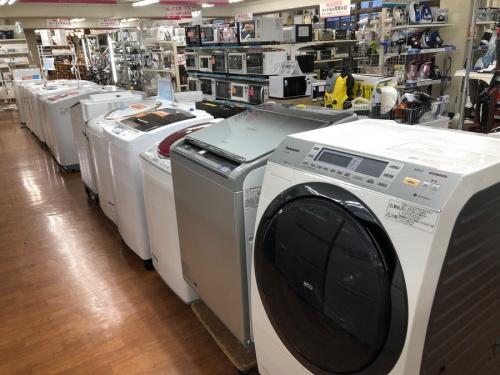 中古洗濯機 流山