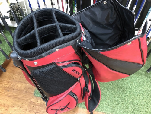 ゴルフ 流山のゴルフバッグ
