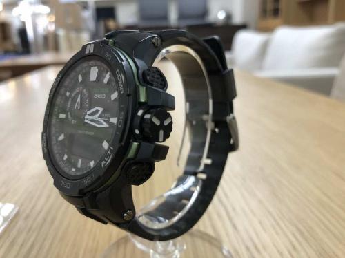 時計のCASIO