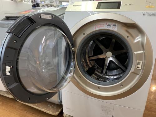 パナソニックの中古洗濯機 流山