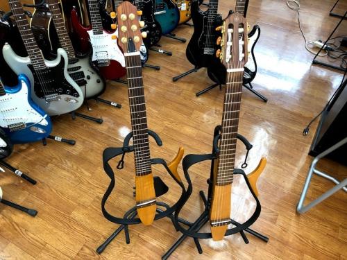 楽器のサイレントギター
