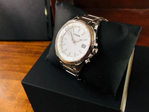 CITUZUNの腕時計