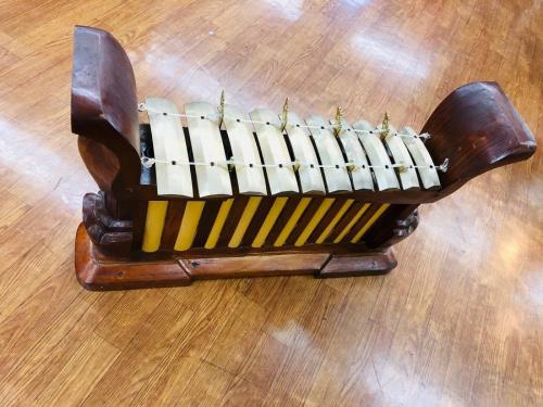 楽器のガムラン