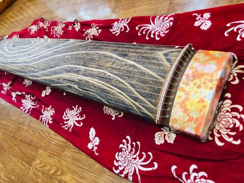 ガムランの琴