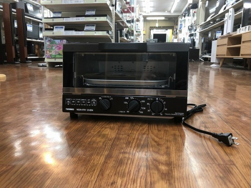 調理家電のノンフライオーブン