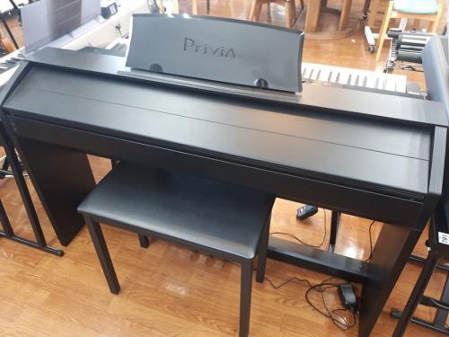 電子ピアノのCASIO