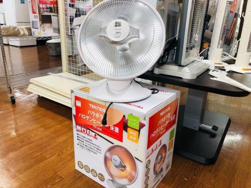 暖房器具の未使用品