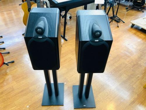 オーディオ機器のB&W