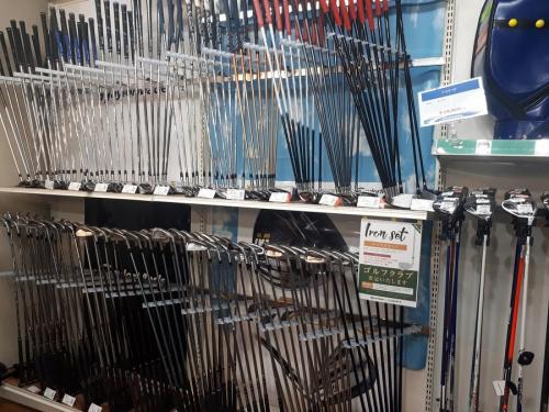 ゴルフの流山店