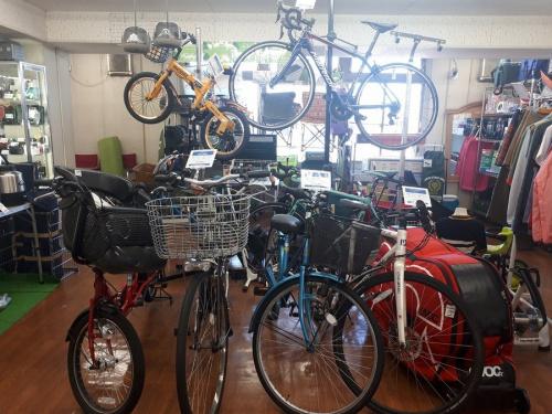 スポーツ用品のサイクリング