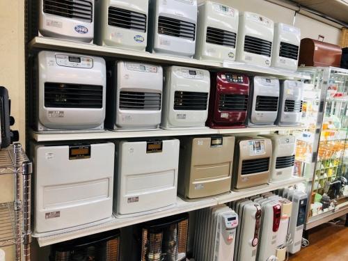 季節家電の暖房