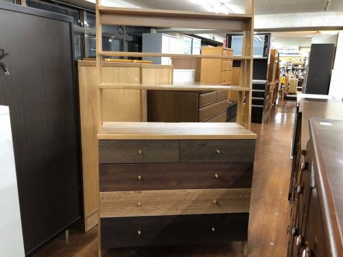 家具のチェストラック
