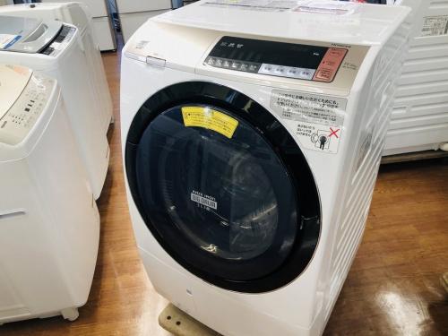 生活家電の洗濯機 ドラム式洗濯乾燥機