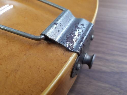 流山の楽器