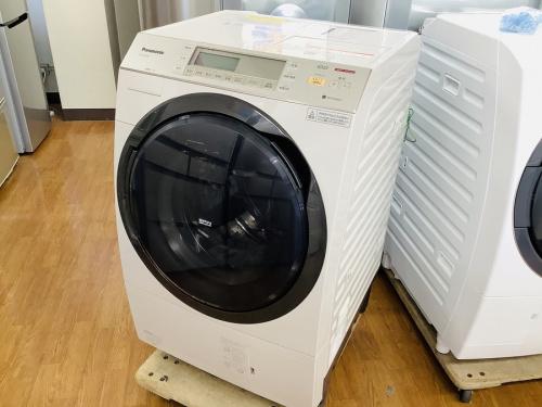 Panasonic(パナソニック)のドラム式洗濯乾燥機