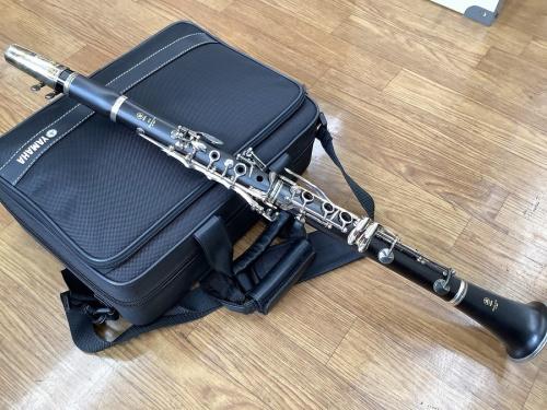 楽器のクラリネット