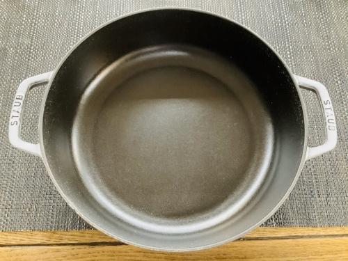 ブレイザーソテーパンの調理器具