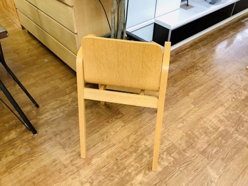 イス  キッズチェアの天童木工  中古家具