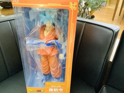 おもちゃ買取のフィギュア アニメ・ゲームキャラ
