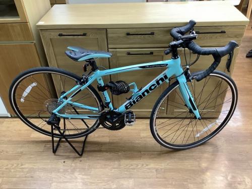 自転車のSORA