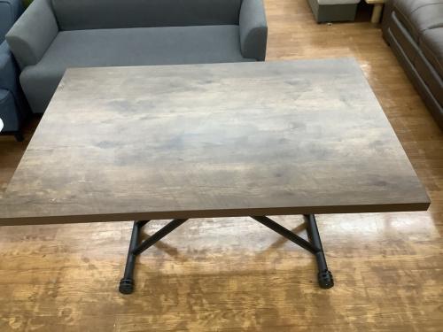 テーブルのリフティングテーブル