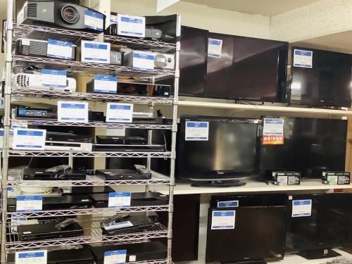 DVD プレイヤー レコーダーのテレビ 中古