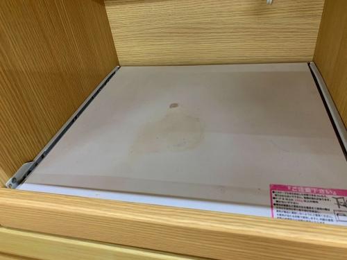 食器棚:カップボードのレンジボード